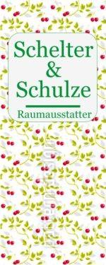 Werbefahnen für Raumausstatter selber gestalten mit Templates von FAHNENstyling24.de