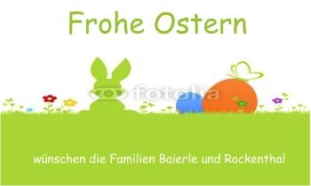 Fahnen zu Ostern bedrucken mit Gestaltungsvorlagen von FAHNENstyling24.de