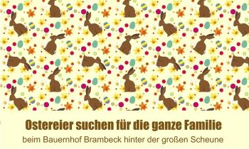 Fahnen zu Ostern selber drucken mt Gestaltungsvorlagen beim FAHNENstyling24.de