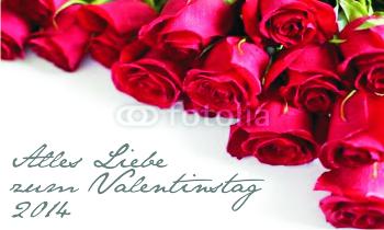 Fahnen drucken zum Valentinstag mit vielen Gestaltungsvorlagen bei FAHNENstyling24.de