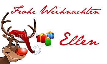 Flaggen zu Weihnachten oder Nikolaus selber gestalten mit Online-Konfigurator bei FAHNENstyling24.de